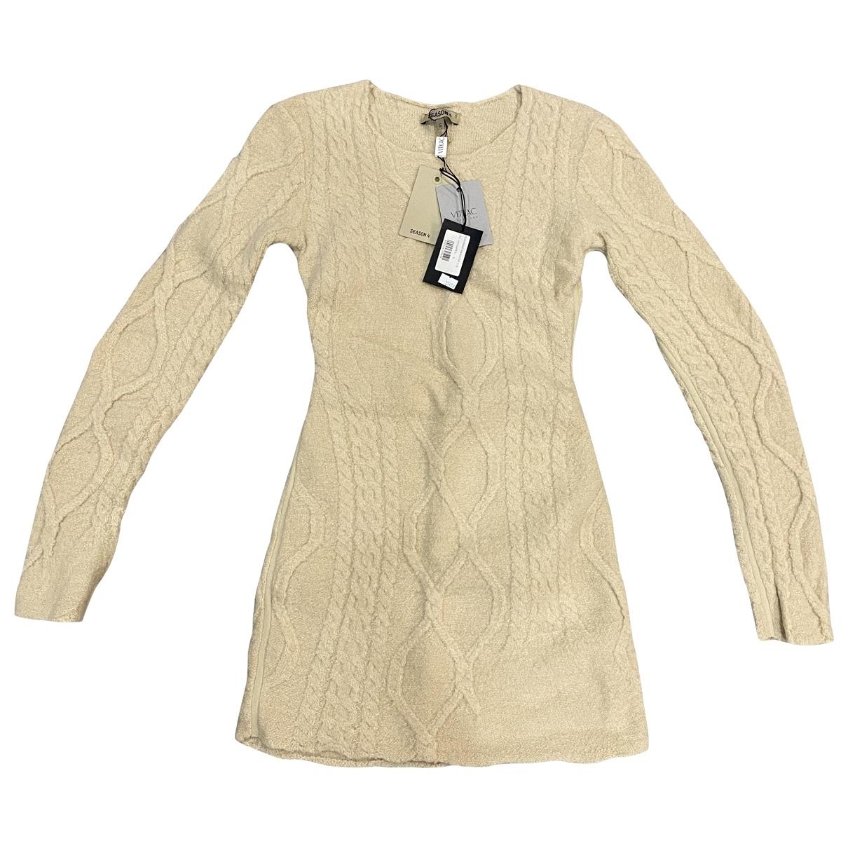 Yeezy \N Kleid in Wolle
