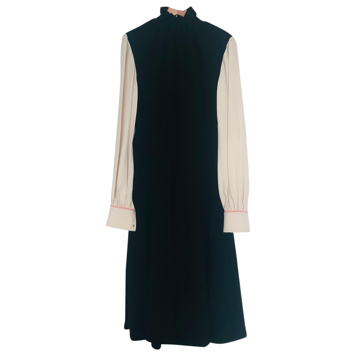 Roksanda N Black Silk dress for Women 12 UK
