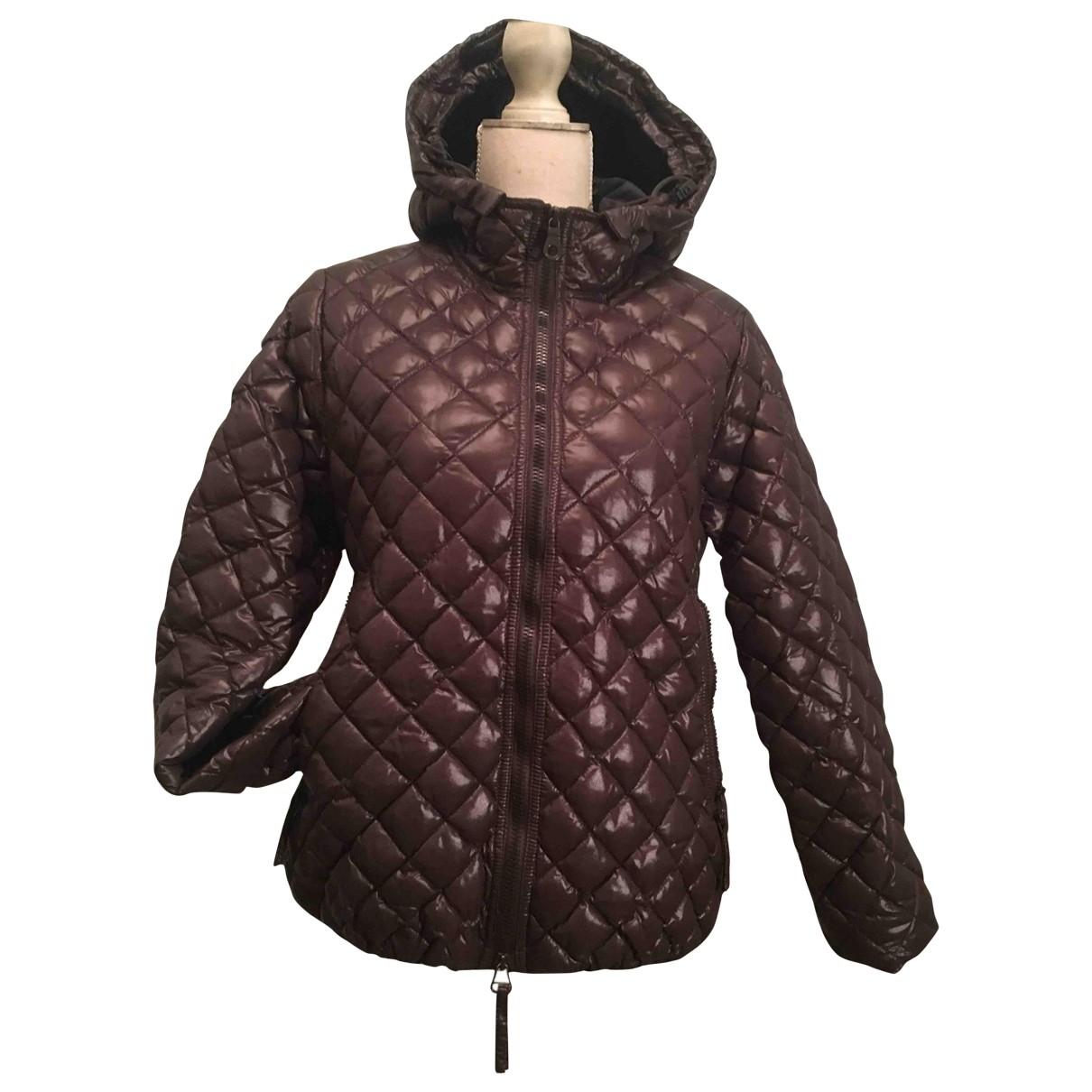 Duvetica \N Brown jacket for Women 44 IT