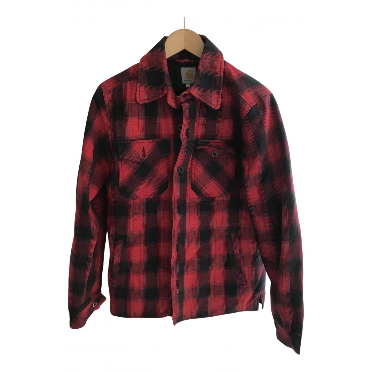 Carhartt \N Jacke in  Rot Wolle