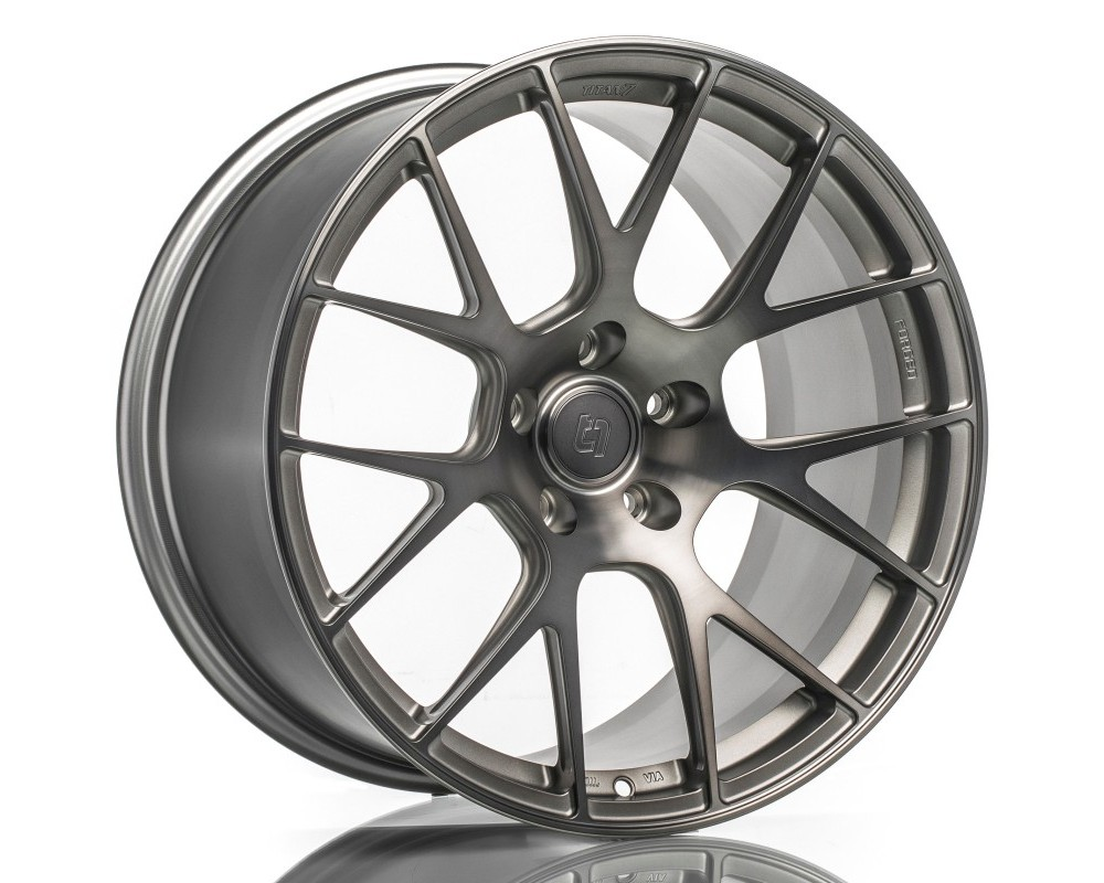 Titan 7 TS701810525512072HD T-S7 Wheel 18x10.5 5x120 25mm Hybrid Dark Machine