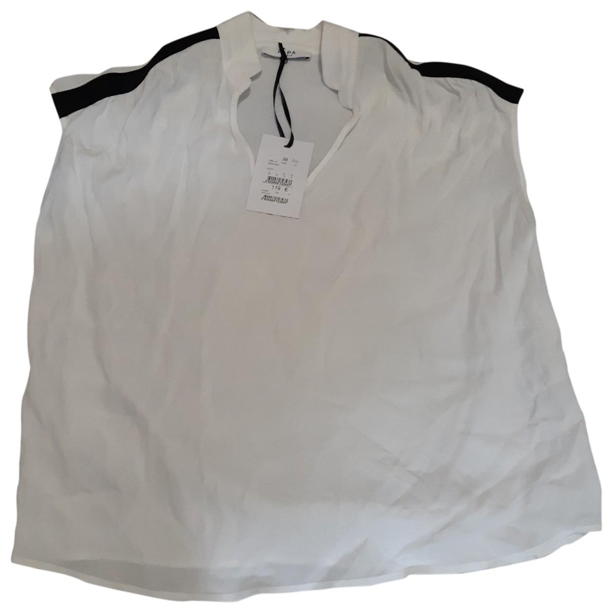 Zapa - Top   pour femme en lin