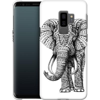 Samsung Galaxy S9 Plus Smartphone Huelle - Ornate Elephant von BIOWORKZ