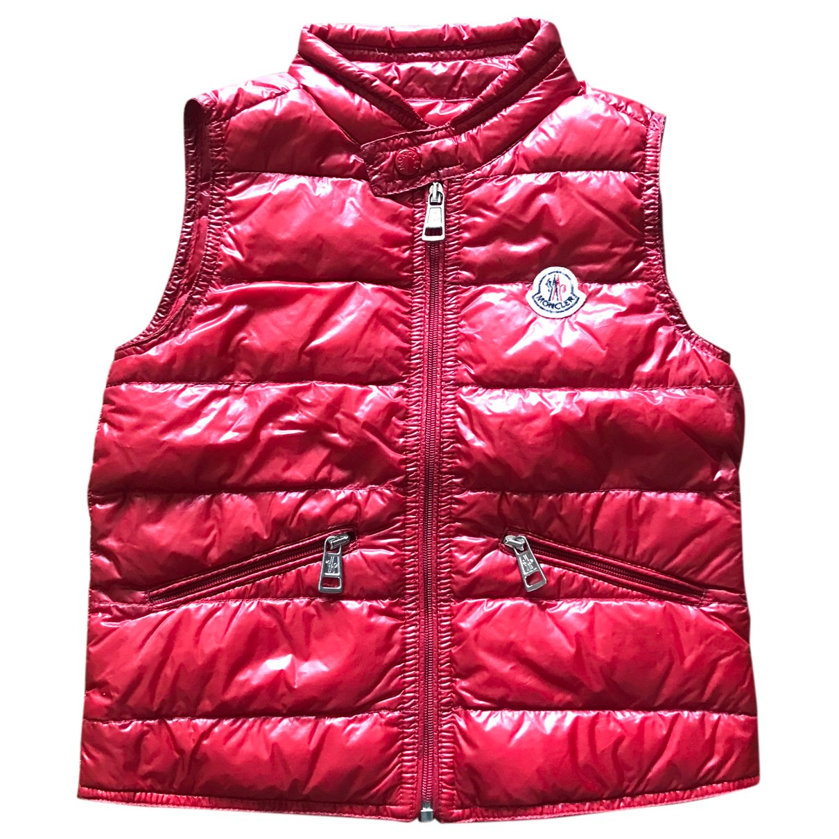 Moncler N Red Knitwear for Kids 2 years - up to 86cm FR
