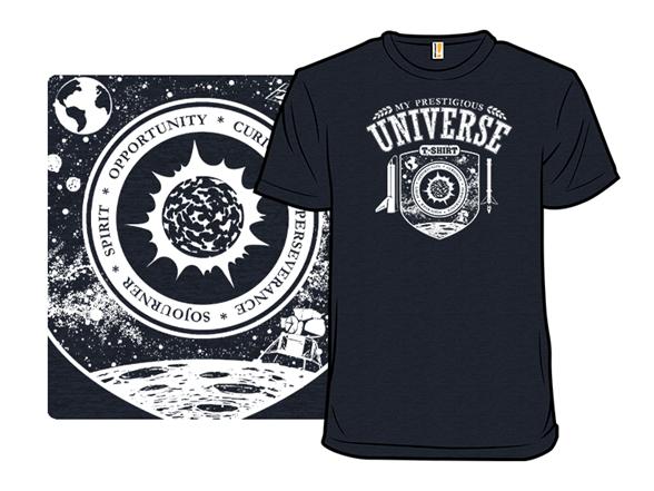 Universe-i-tee T Shirt