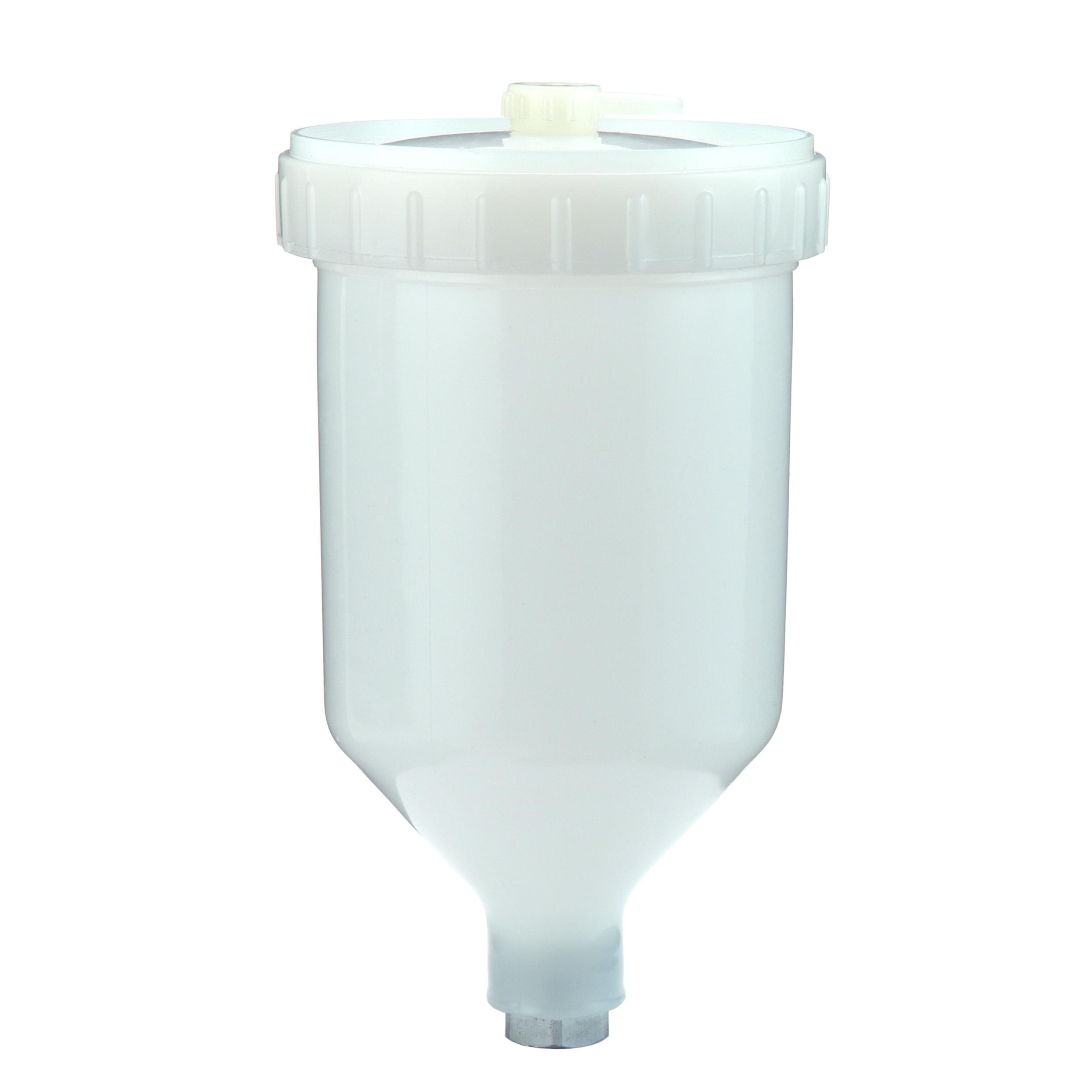 Pro HVLP 600cc Plastic Paint Cup