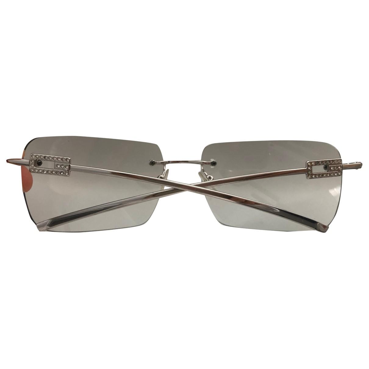 Gucci N Silver Metal Sunglasses for Women N