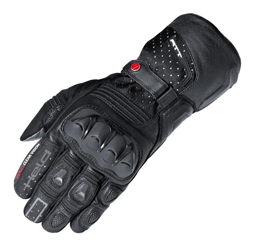Held Air N Dry Guantes Negros 10