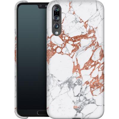 Huawei P20 Pro Smartphone Huelle - #marblebitch von #basicbitches