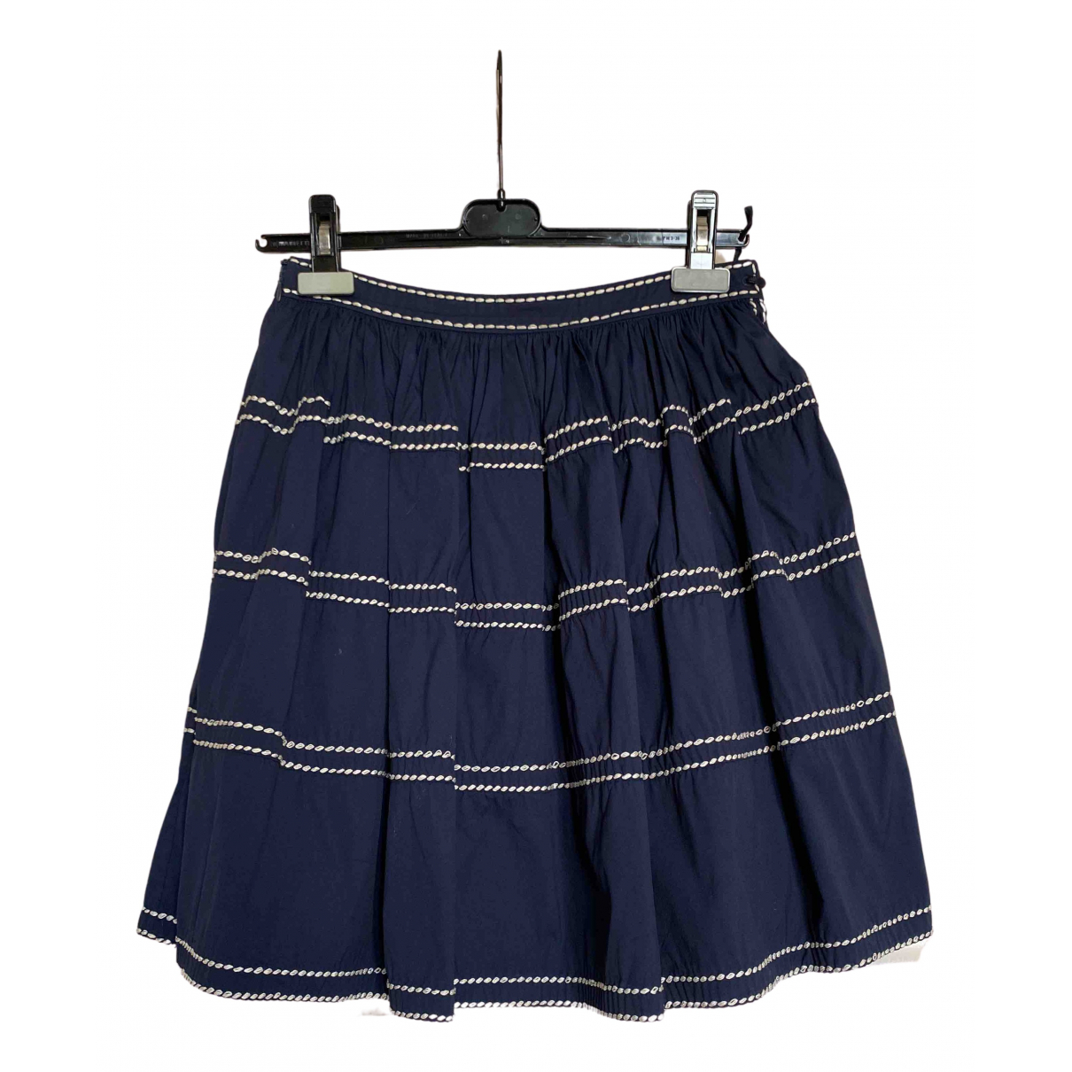 Falda midi Prada