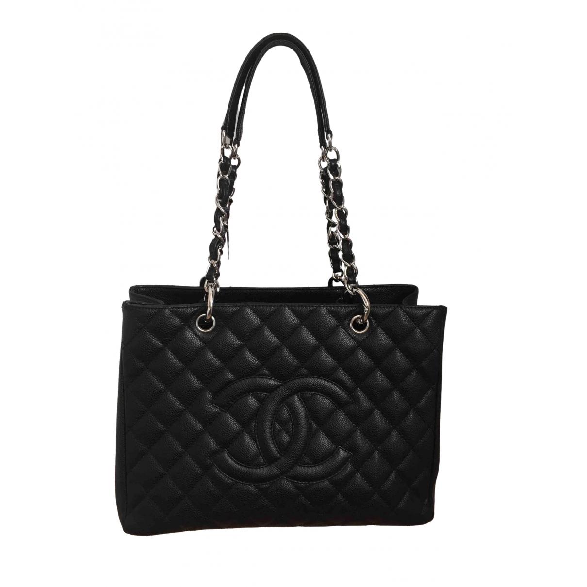 Bolso  Grand shopping de Cuero Chanel
