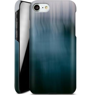 Apple iPhone 8 Smartphone Huelle - Twilight Sea Abstract von Joy StClaire