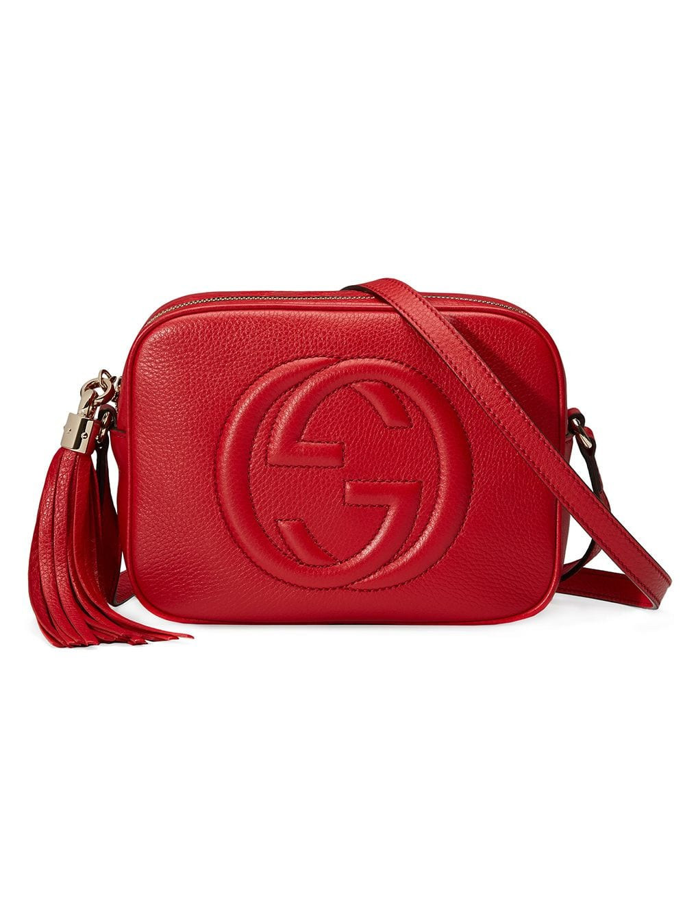 Soho Small Leather Shoulder Bag