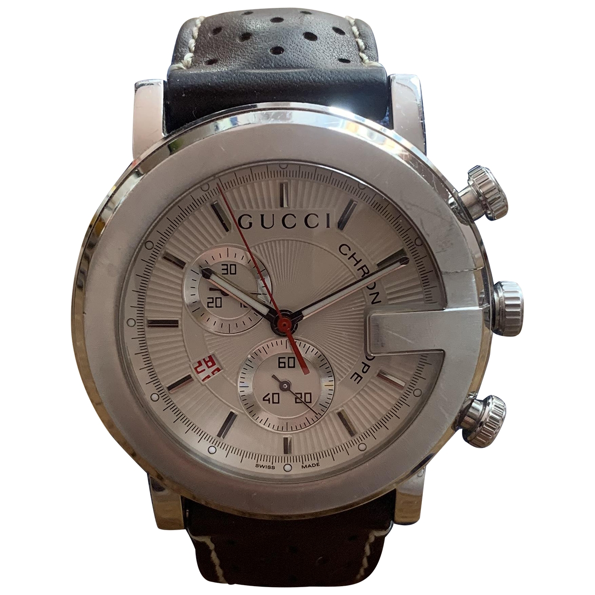 Gucci G-Timeless Brown watch for Men \N
