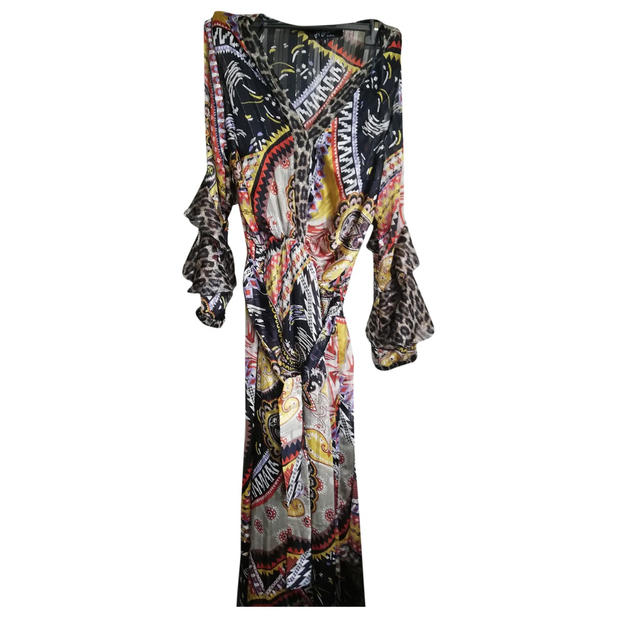 Galliano \N Multicolour dress for Women 38 FR