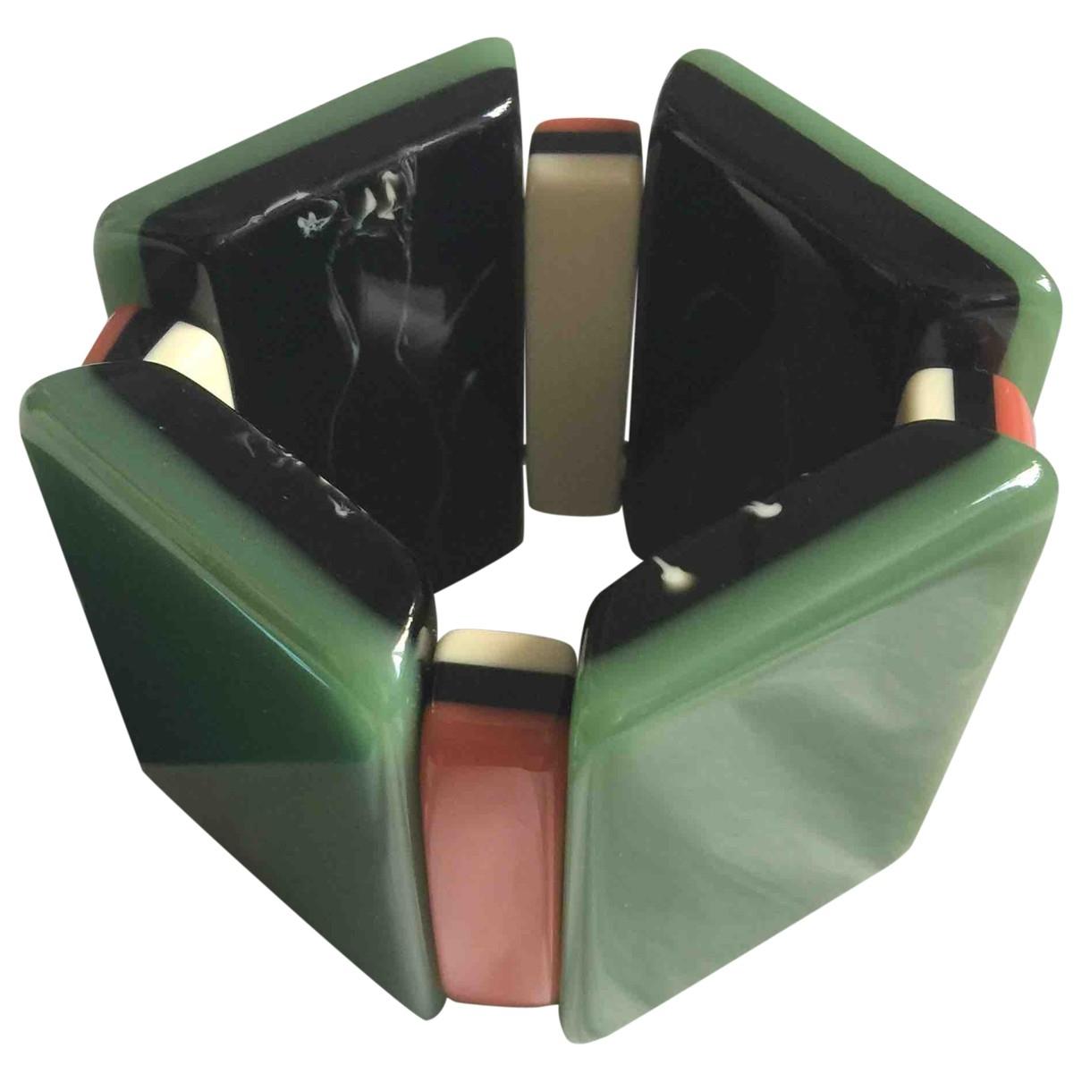 Marni For H&m - Bracelet   pour femme - vert