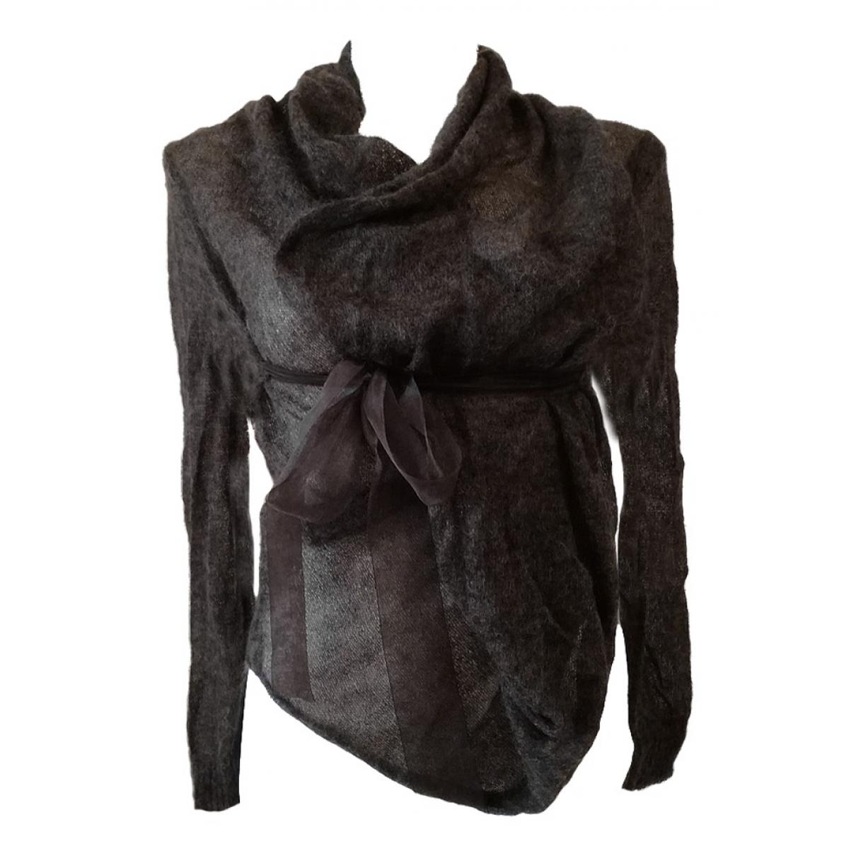 Stefanel \N Brown Wool Knitwear for Women M International