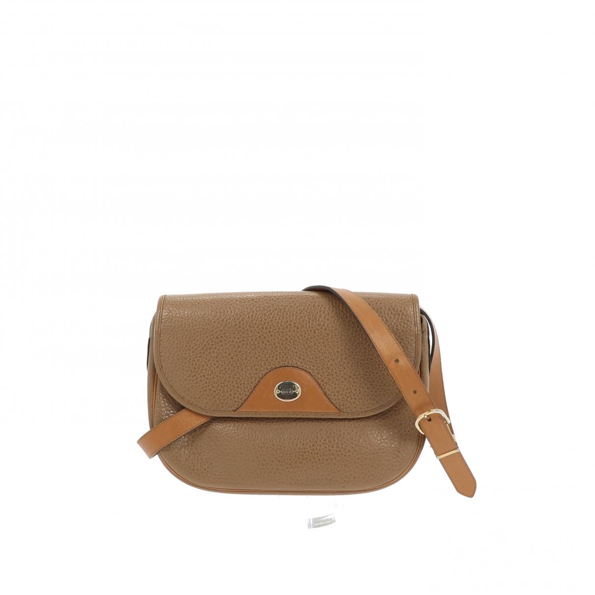 Christian Dior \N Brown Leather handbag for Women \N