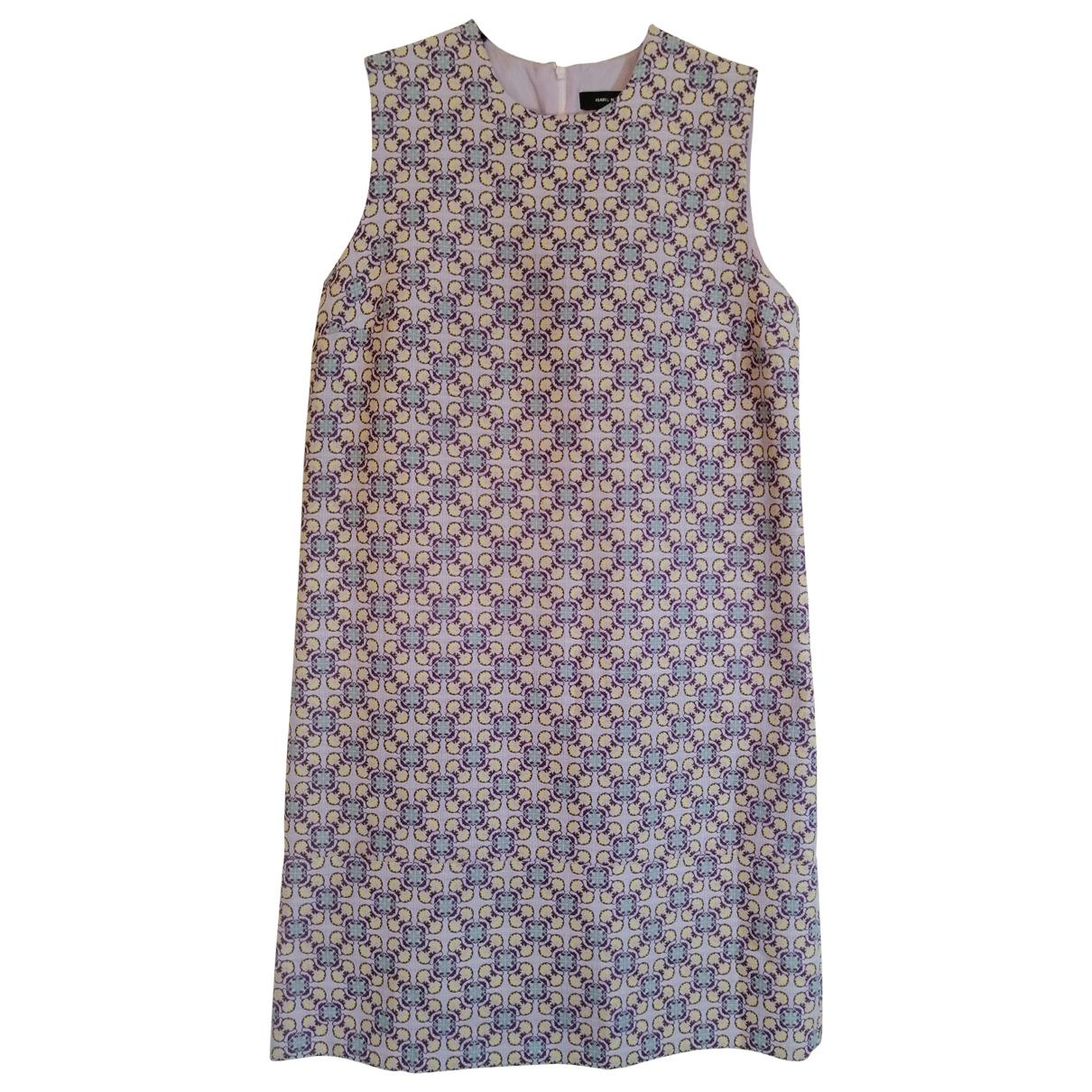 Isabel Marant \N Multicolour Linen dress for Women M International