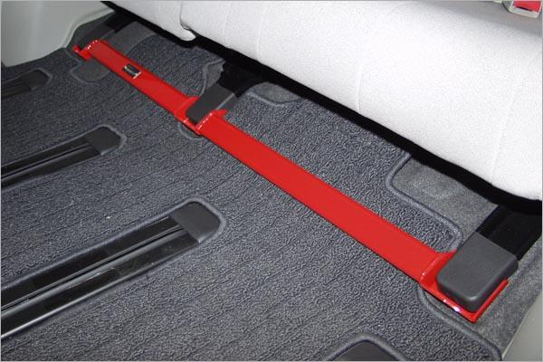 AutoExe Rear Crossbar 01 Mazda 6 12-13