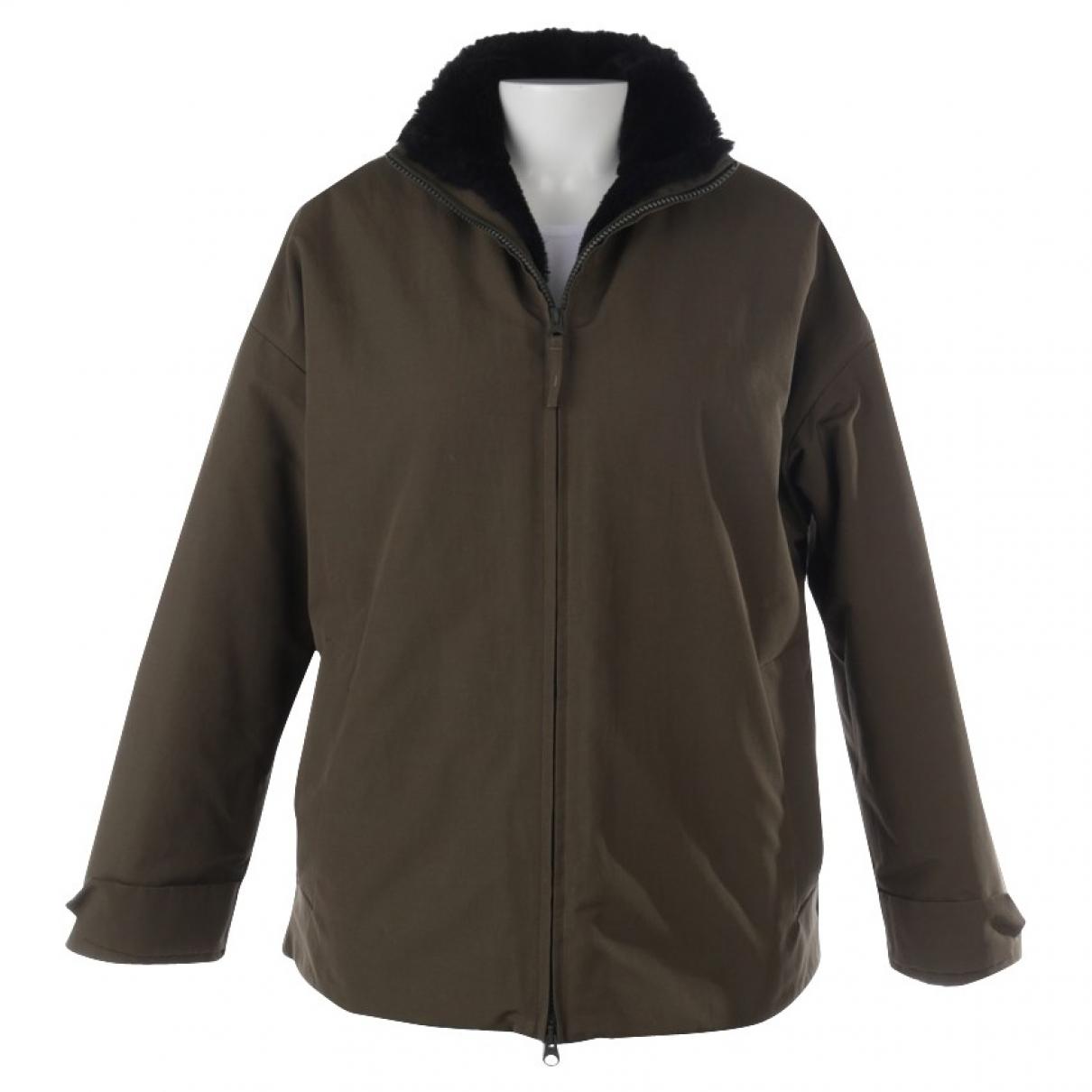 Aspesi \N Green Cotton jacket for Women S International