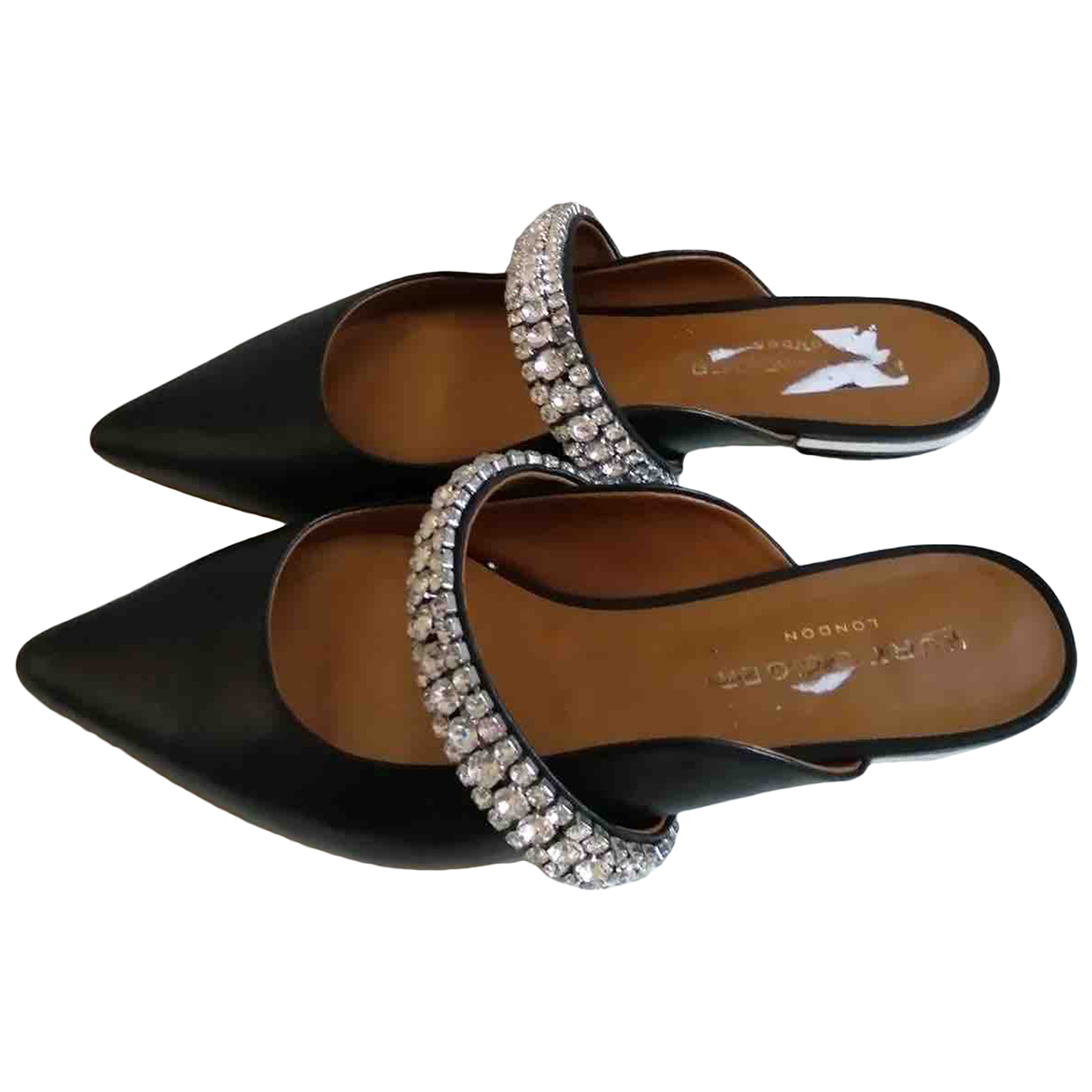Sandalias de Cuero Kurt Geiger