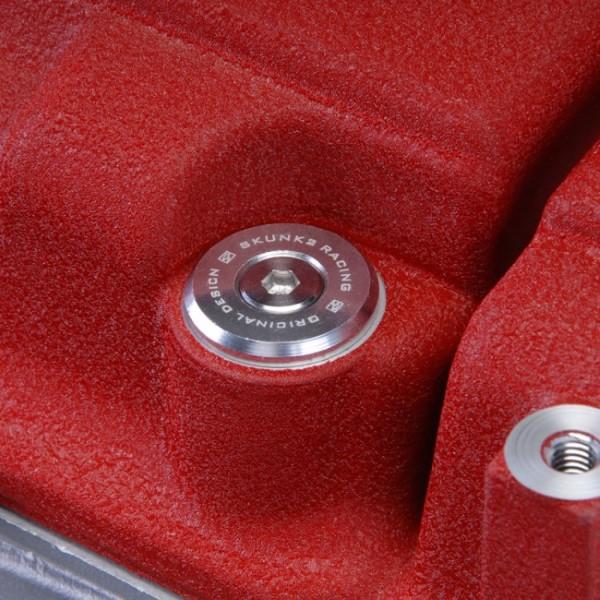 Skunk2 649-05-0110 Clear B VTEC Low-Profile Valve Cover Hardware Honda   Acura