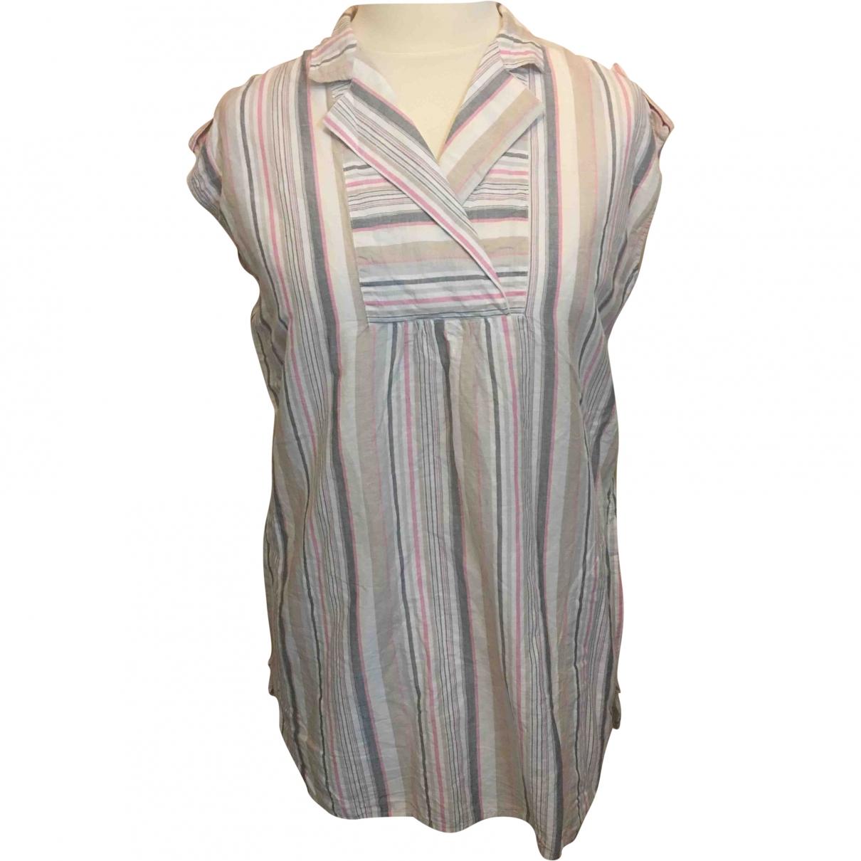 Jaeger \N Pink Linen  top for Women 14 UK