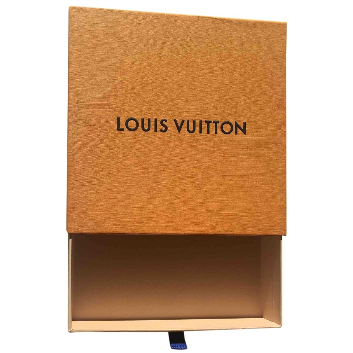 Louis Vuitton - Objets & Deco   pour lifestyle en coton - orange