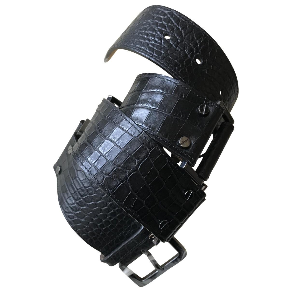 Cinturon de Cuero Max Mara