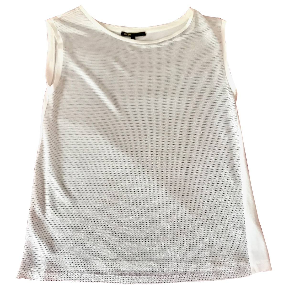 Maje \N White  top for Women 2 0-5
