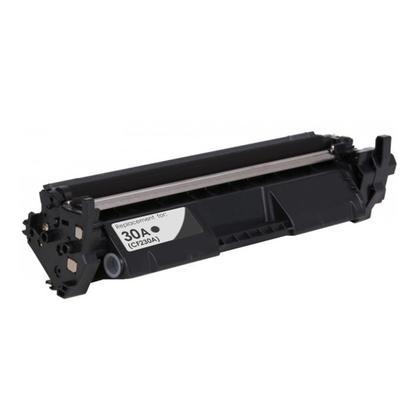 Compatible HP 30A CF230A Black Toner Cartridge - Economical Box