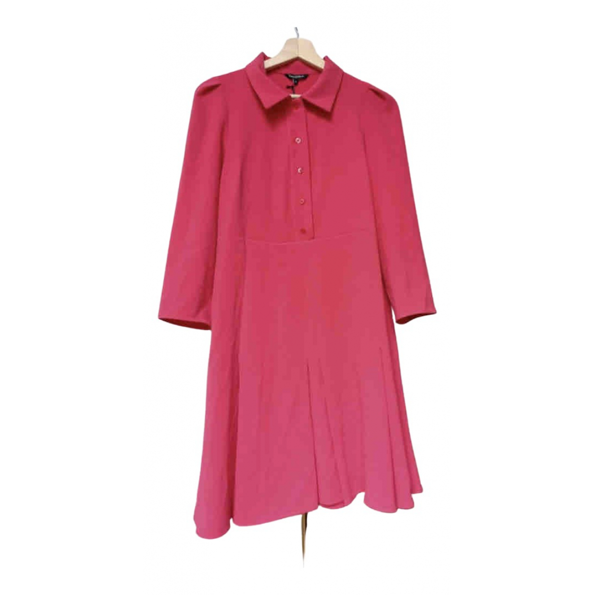 Tara Jarmon \N Kleid in  Rosa Polyester