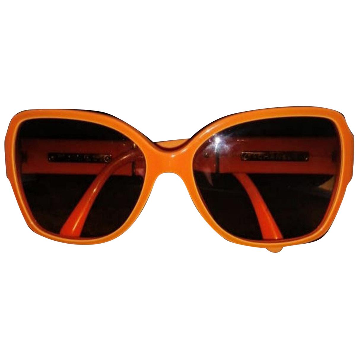 Chanel - Lunettes   pour femme - orange