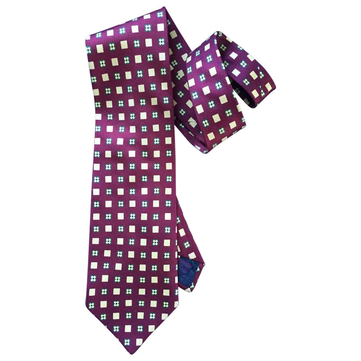 Etro \N Krawatten in Seide