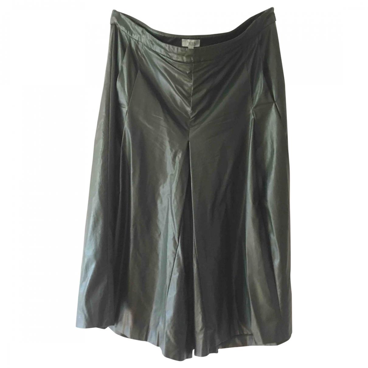 Hoss Intropia \N Rocke in  Gruen Polyester