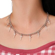 Sword Chain Necklace