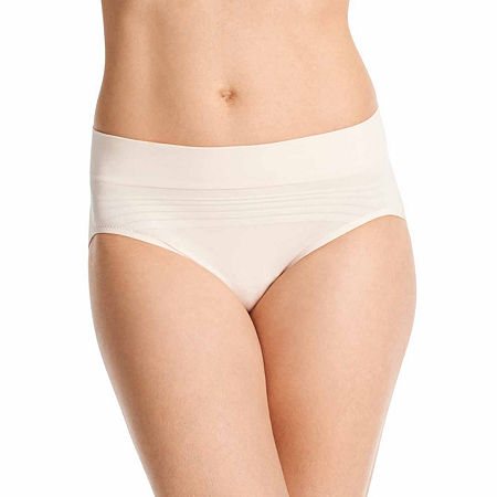 Warner's No Pinching. No Problems. Seamless High-Cut Panty RT5501P, X-large , Beige