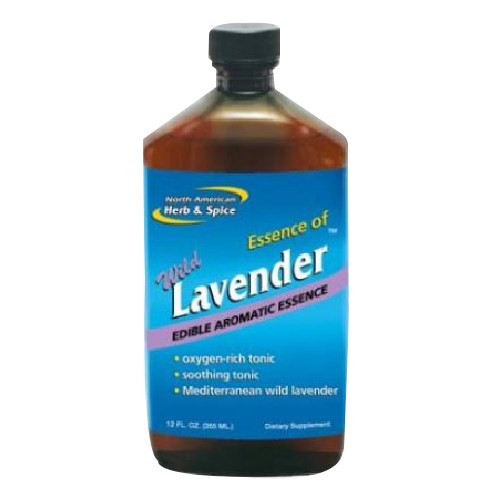 Essence of Wild Lavender 12 OZ by North American Herb & Spice