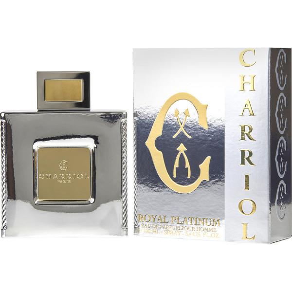 Royal Platinum - Charriol Eau de Parfum Spray 100 ML
