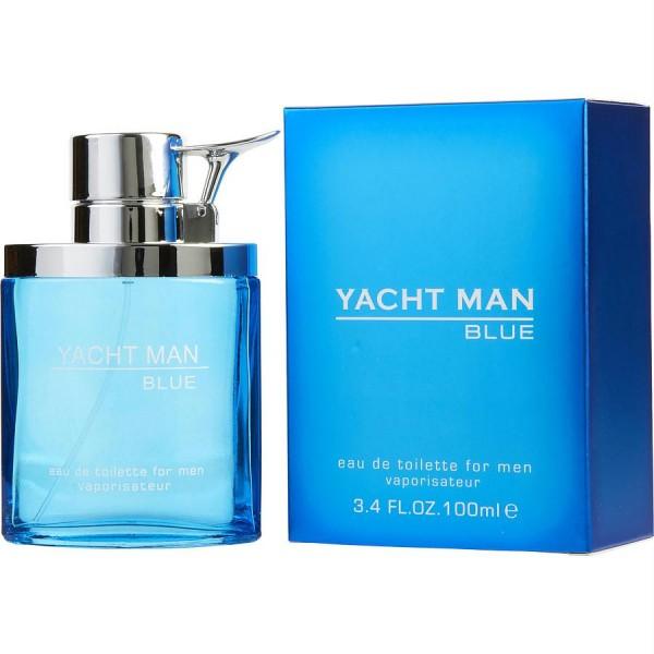 Yacht Man Blue - Myrurgia Eau de toilette en espray 100 ML