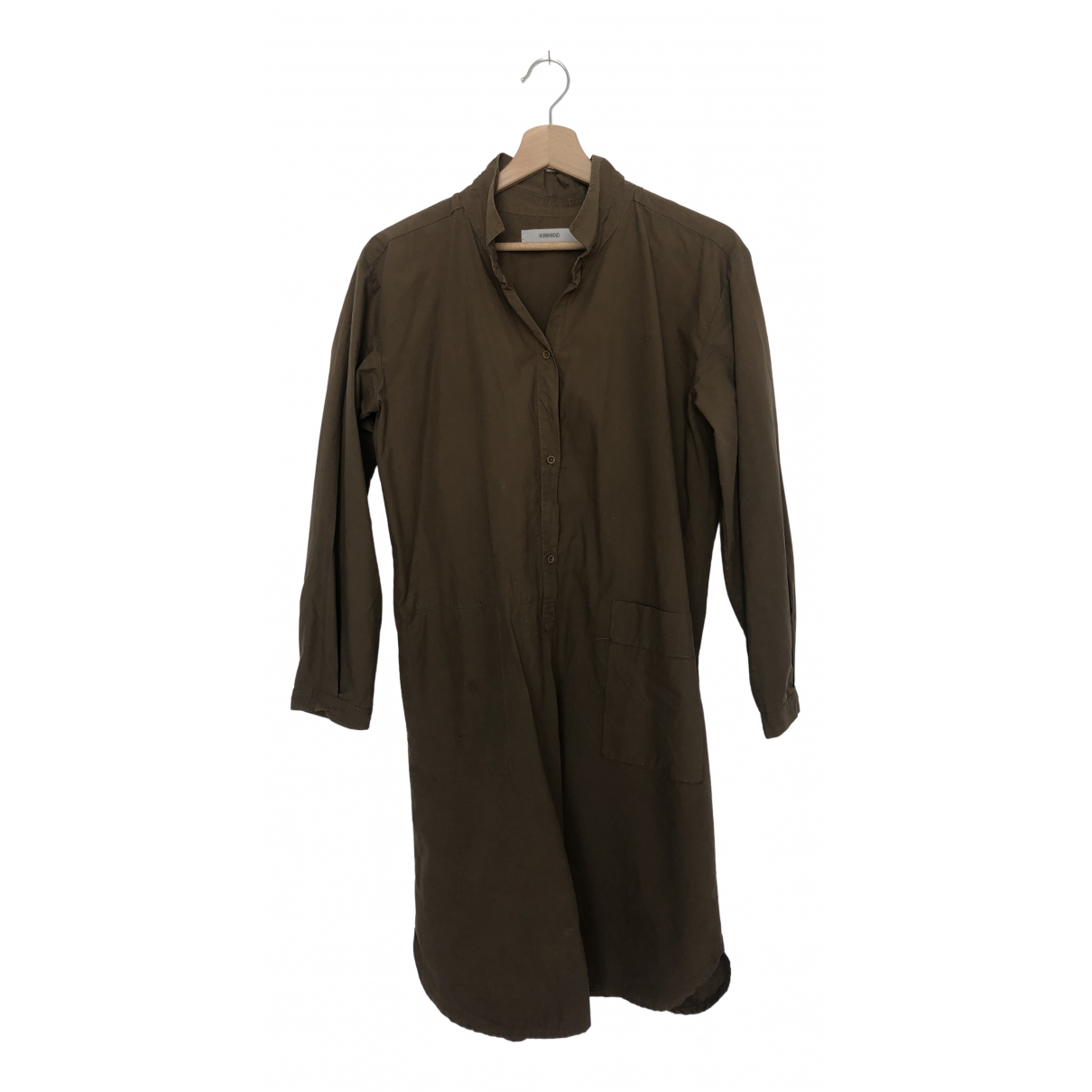 Humanoid \N Brown Cotton dress for Women S International