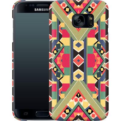 Samsung Galaxy S7 Smartphone Huelle - BOLD von Bianca Green