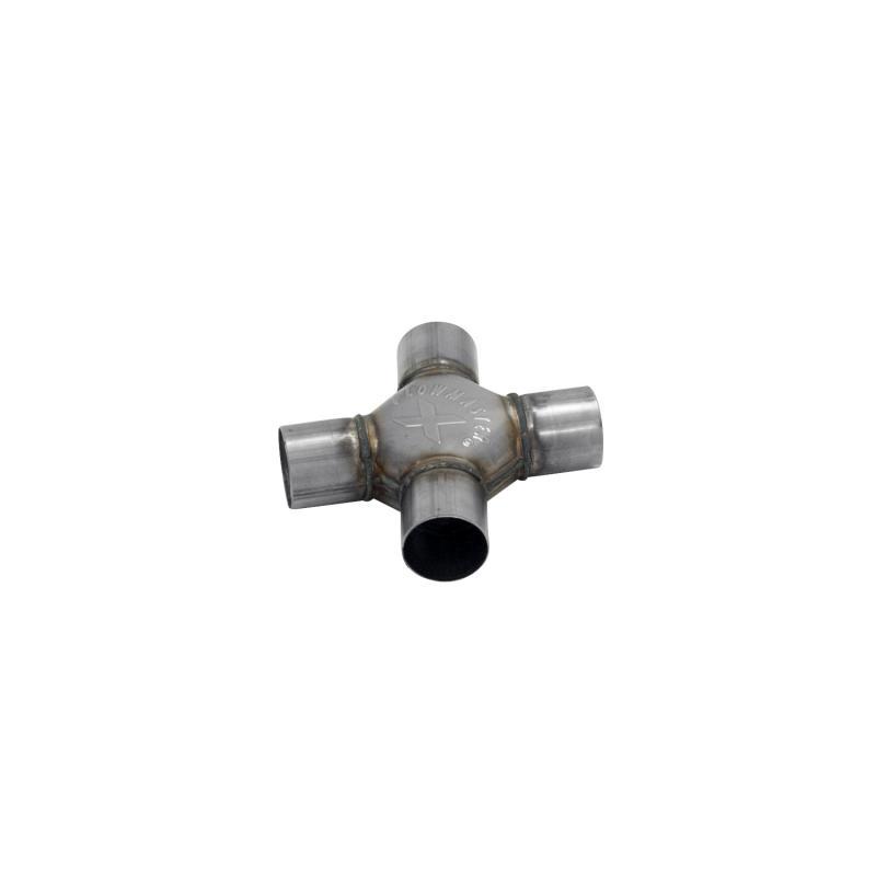 Flowmaster 815952 Muffler-Universal X-Pipe 2.25 409S SS