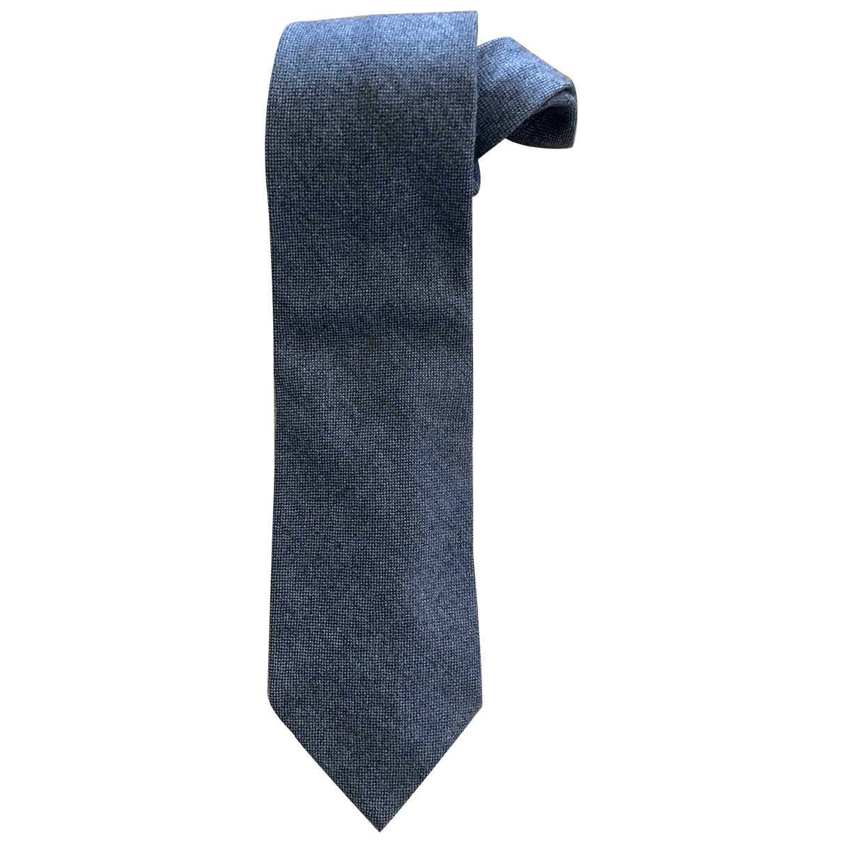 Loro Piana \N Blue Cashmere Ties for Men \N