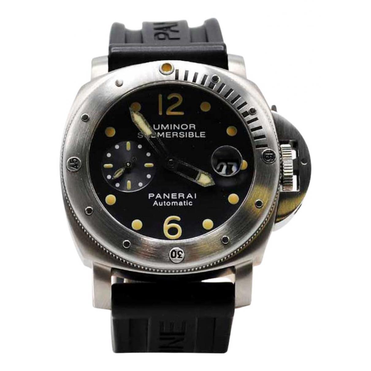 Panerai Luminor  Black Titanium watch for Men \N