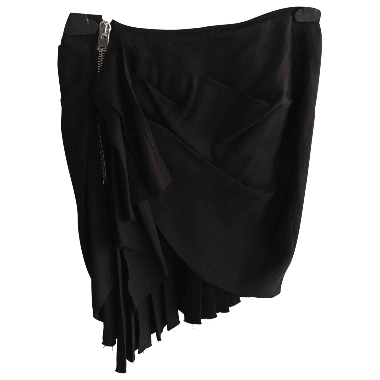 Isabel Marant - Jupe   pour femme en lin - noir