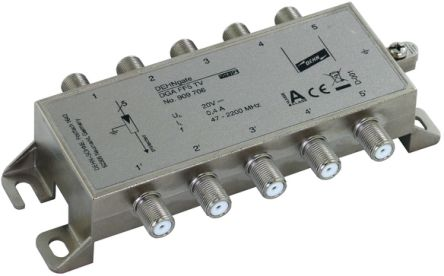 Dehn 20 V Maximum Voltage Rating 0.4A Maximum Surge Current Surge Arrester, Wall Mount Mounting