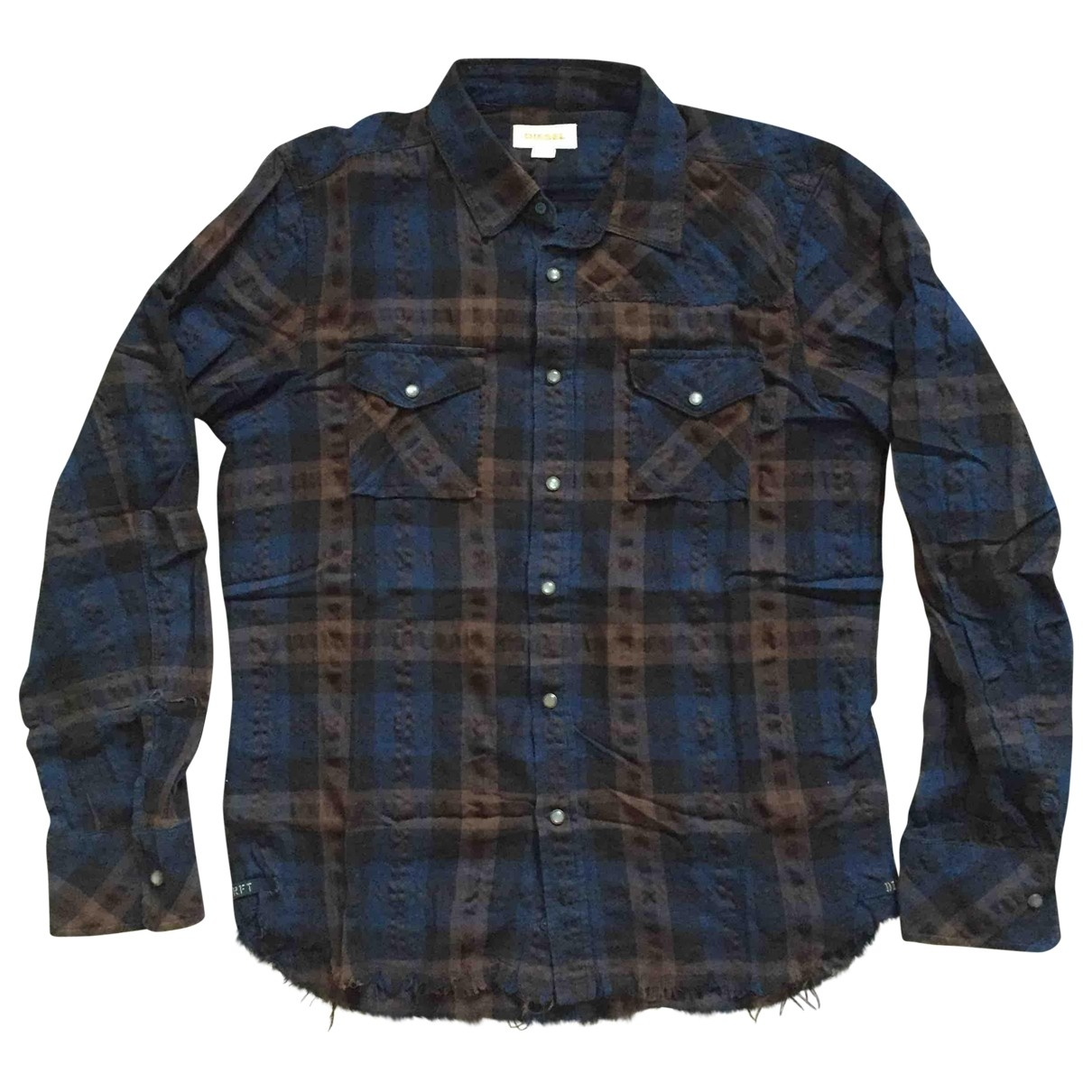 Diesel \N Cotton Shirts for Men L International
