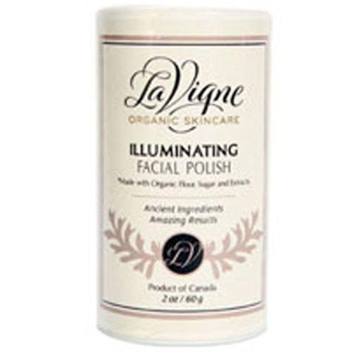 Illuminating Facial Polish 2 oz by Lavigne Organic Skin Care